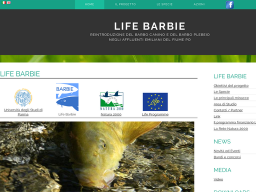 LIFE13 NAT/IT/001129 Life- Barbi