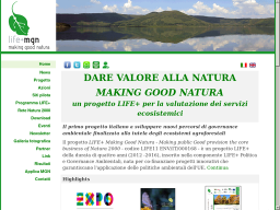 LIFE11 ENV/IT/000168 Making Good Natura  Making public Good provision the core business of Natura 2000