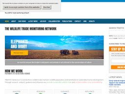 TRAFFIC  - The wildlife trade monitoring network