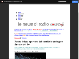 Press-Radio sound95 Piacenza